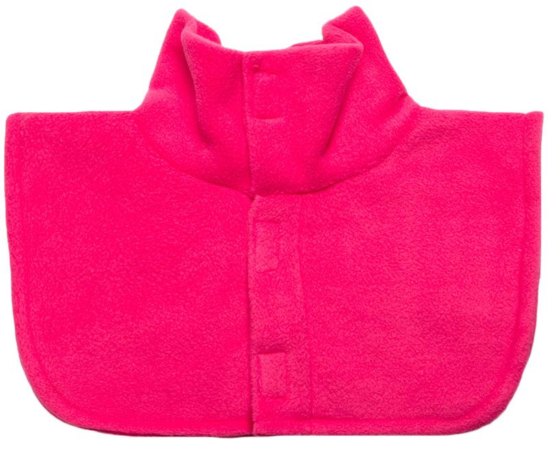 Манишка для девочки Acoola Fuga, цвет: розовый. 20206440032. Размер Универсальный20206440032Манишка для девочки Acoola Fuga выполнена из полиэстера. Модель застегивается на липучки.