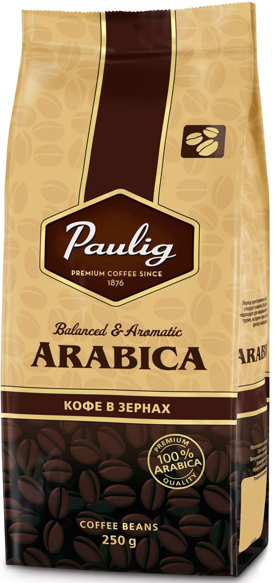 Paulig Arabica кофе в зернах, 250 г16610