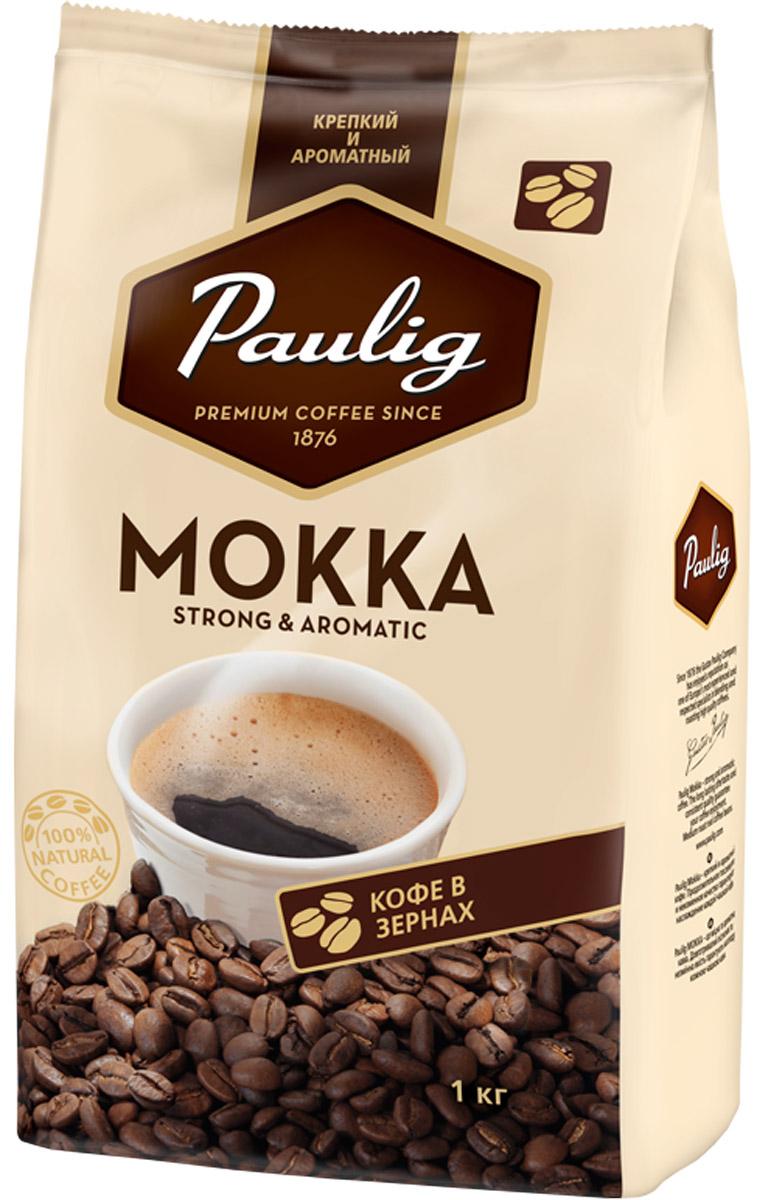 Paulig Mokka кофе в зернах, 1 кг16669