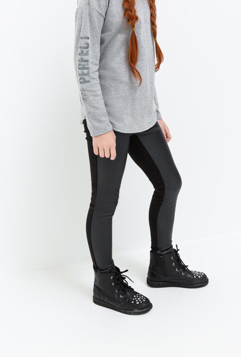 Брюки для девочки Acoola Peyvi, цвет: черный. 20210160125. Размер 16420210160125Стильные брюки для девочки Acoola идеально подойдут вашей маленькой моднице. Изделие выполнено из качественного материала. Такие брюки займут достойное место в гардеробе вашего ребенка.