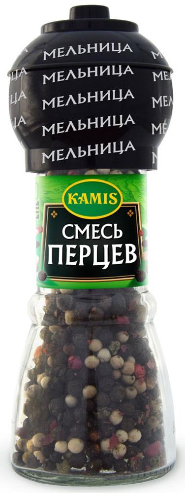 Kamis мельница смесь перцев, 38 г kamis приправа хмели сунели 25 г