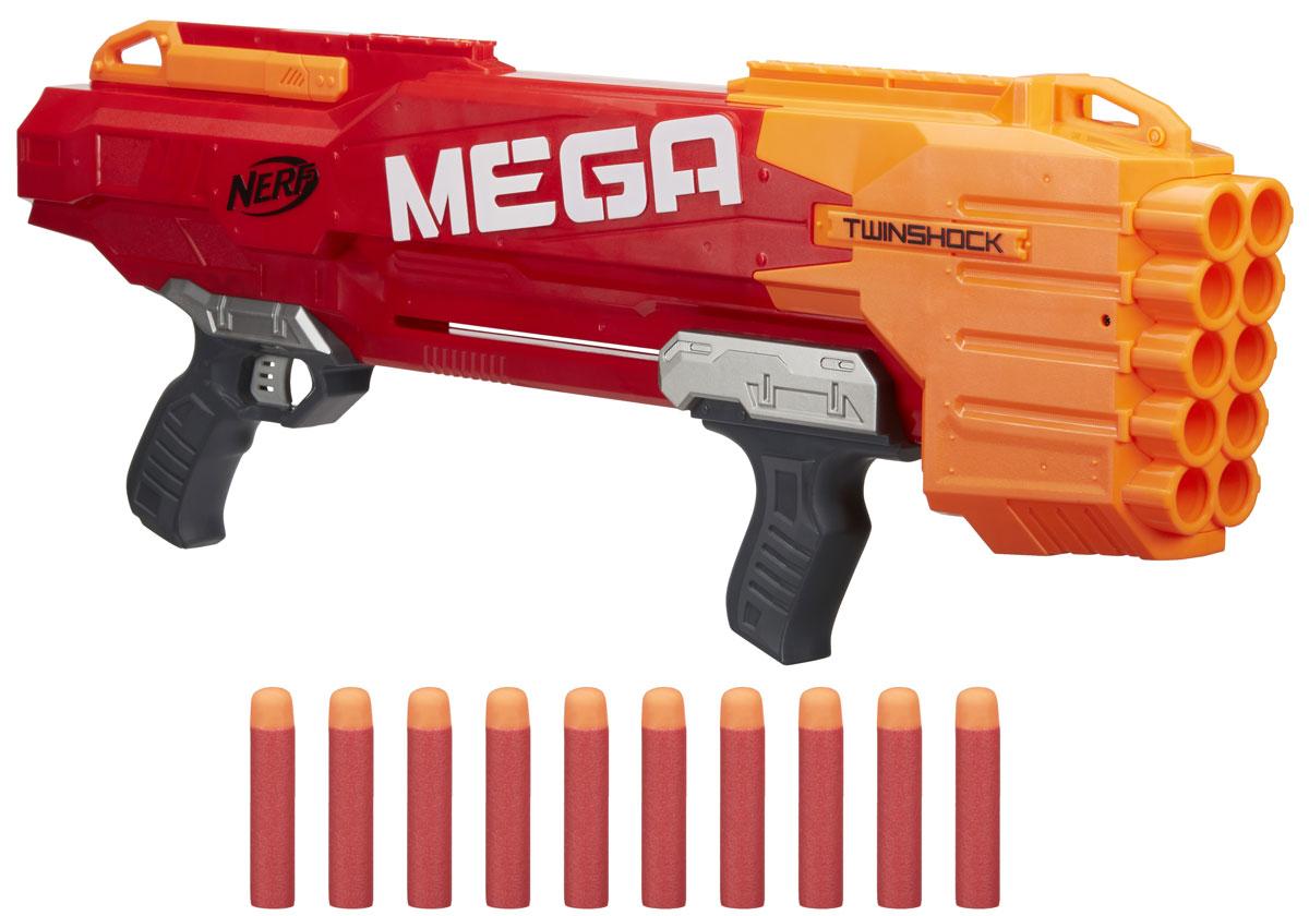 Nerf Бластер Twinshock - Игрушечное оружие
