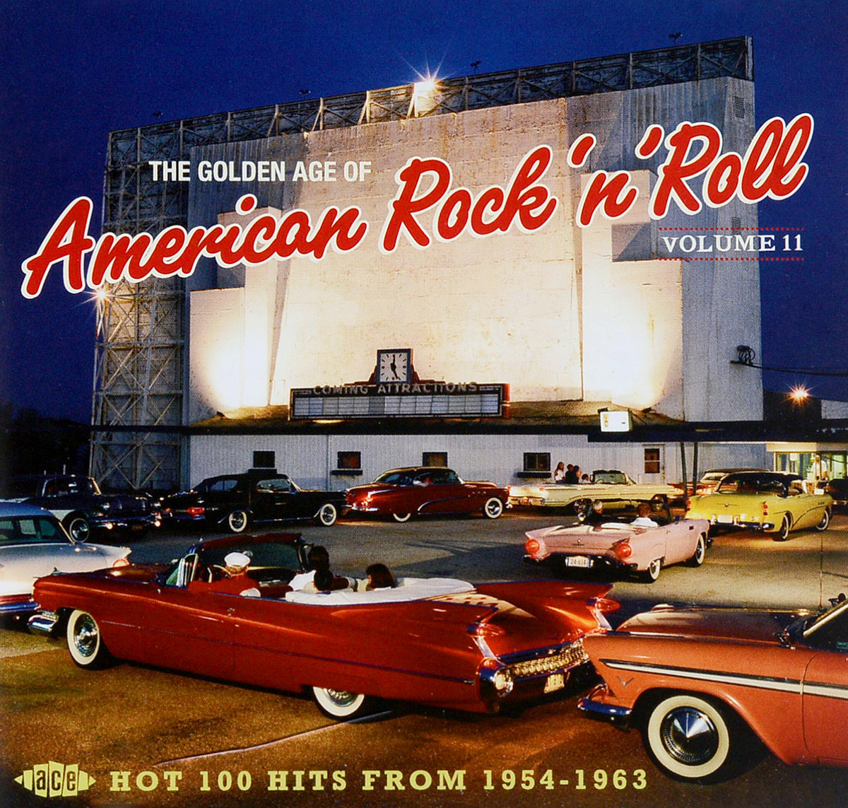 The Golden Age Of American Rock'n'roll Vol. 11 batman the golden age vol 4