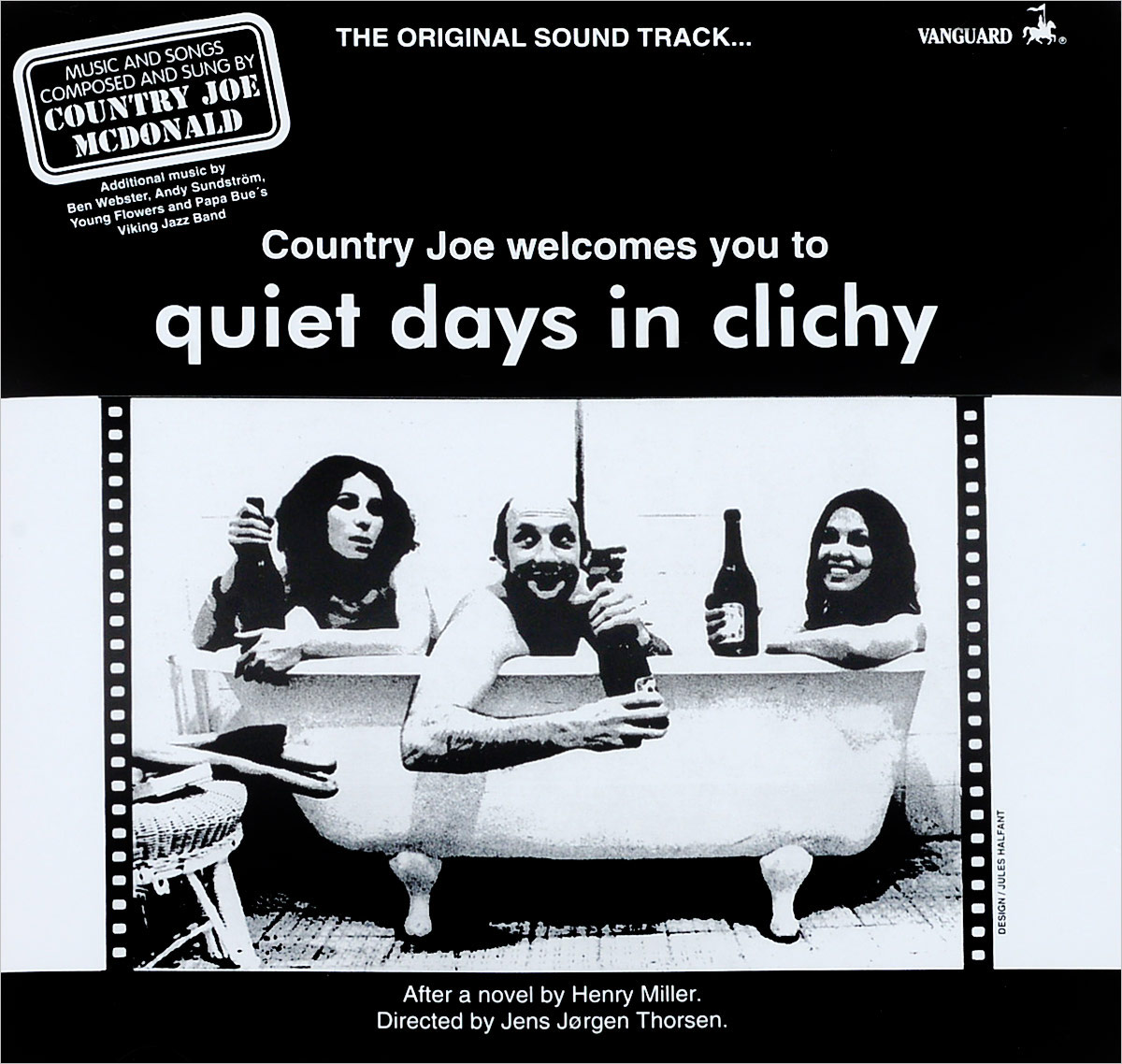 Zakazat.ru Country Joe Mcdonald. Quiet Days In Clichy Soundtrack