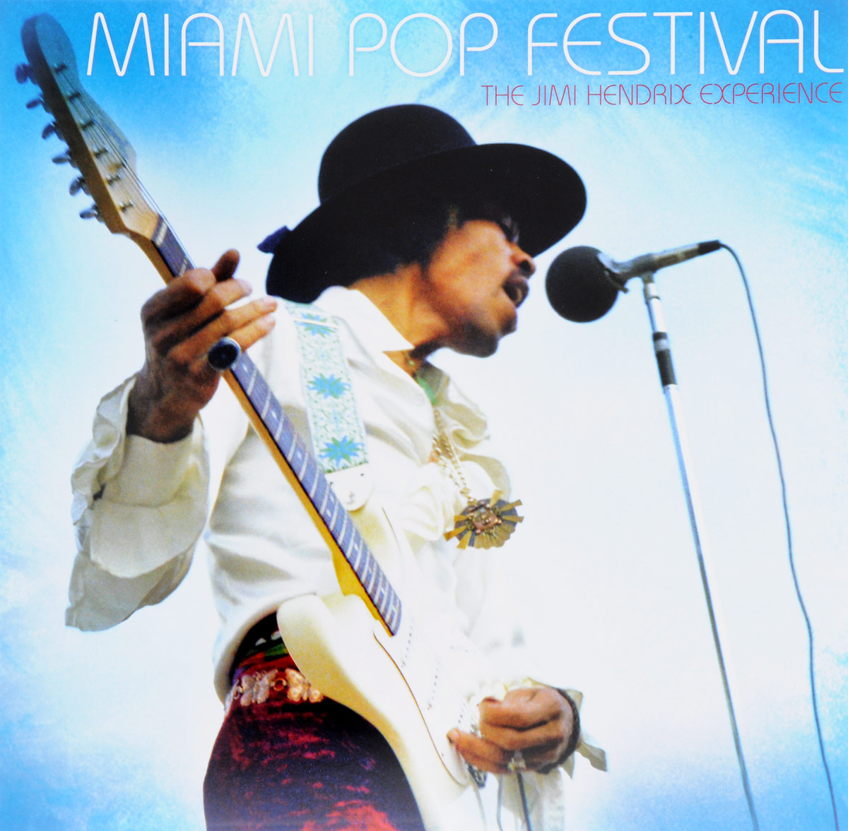Джими Хендрикс Jimi Hendrix. Miami Pop Festival (Experience) (2 LP) джими хендрикс jimi hendrix the cry of love lp