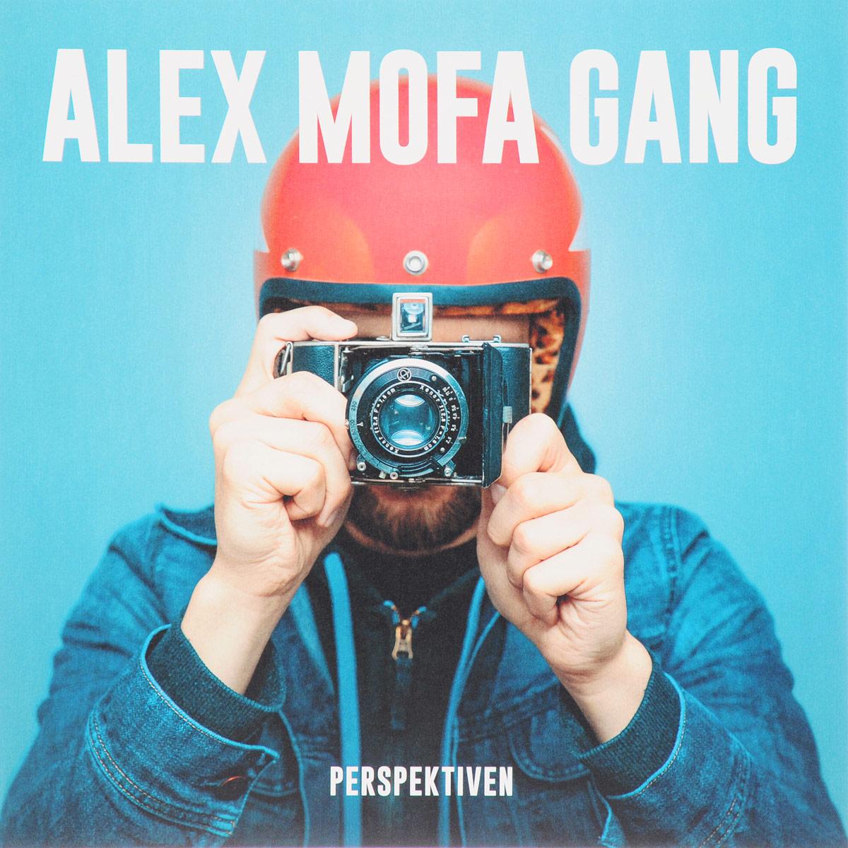 Alex Mofa Gang Alex Mofa Gang. Perspektiven (LP + CD) худи print bar skull gang