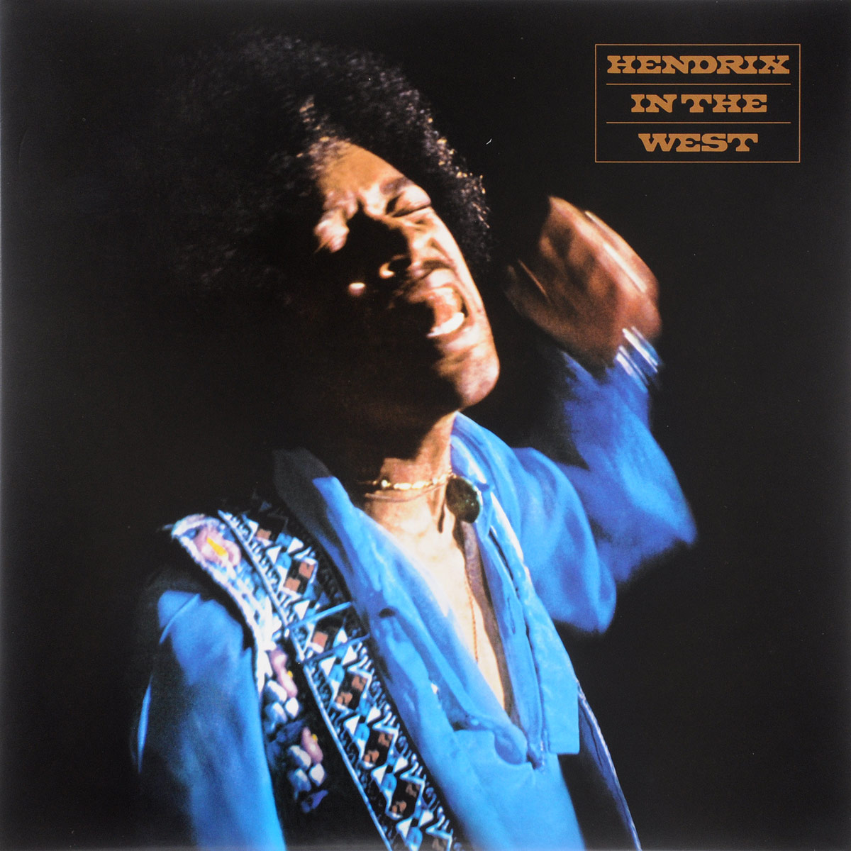 Джими Хендрикс Jimi Hendrix. Hendrix In The West (2 LP) джими хендрикс jimi hendrix the cry of love lp