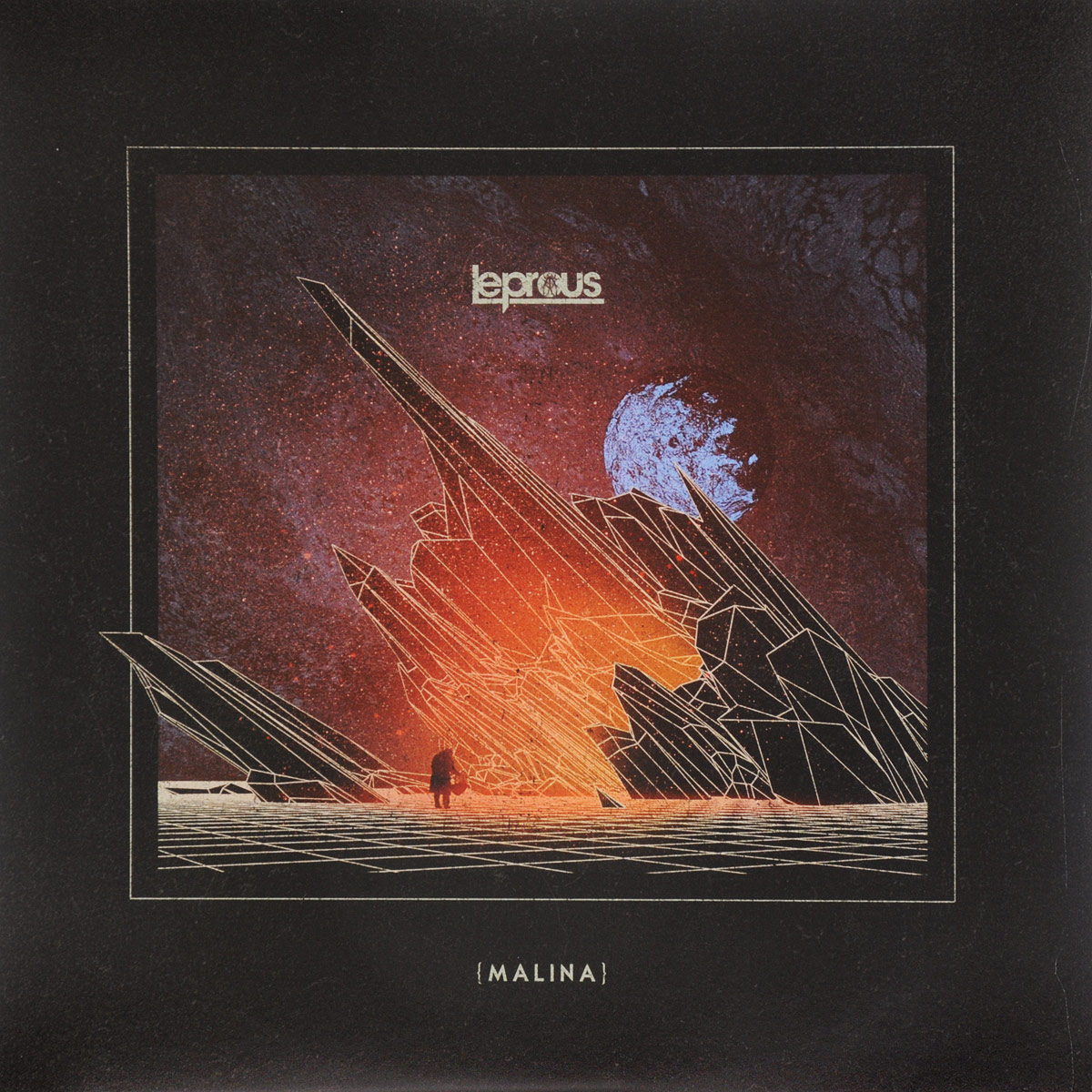 Leprous Leprous. Malina (2 LP + CD) hurts hurts surrender 2 lp cd