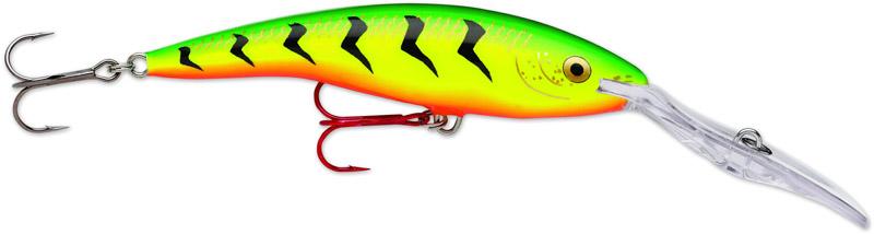 Воблер Rapala, длина 9 см, вес 13 г. TDD09-BLT воблер rapala scatter rap shad deep dscrs alb плавающий 2 7м 3 6м 7см 7гр
