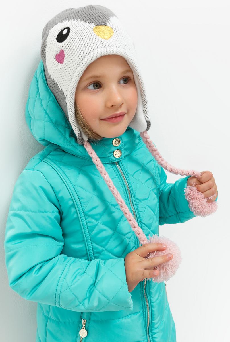 Шапка для девочки Acoola Mol, цвет: мультиколор. 20226400029. Размер XS (50)20226400029Шапка для девочки Acoola идеально подойдет для прогулок в прохладную погоду. Благодаря своему составу, она мягкая и приятная на ощупь, идеально прилегает к голове.Уважаемые клиенты!Размер, доступный для заказа, является обхватом головы.