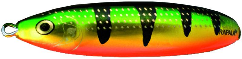 Блесна Rapala, незацепляйка, длина 6 см, вес 10 г. RMS06-FLP
