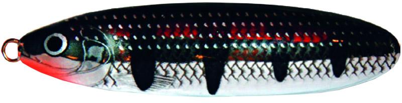 Блесна-незацепляйка Rapala. RMS07-SHRMS07-SHВеликолепная приманка с привлекательной и стабильной игрой не только при разных скоростях проводки, но и на паузе, когда приманка тонет, она соблазнительно покачивается, гипнотизируя любого хищника. Эффективная защитакрючка от зацепов позволяет рыбачить с ней даже в очень сильно заросших водоемах, как в пресной, так и соленой воде.