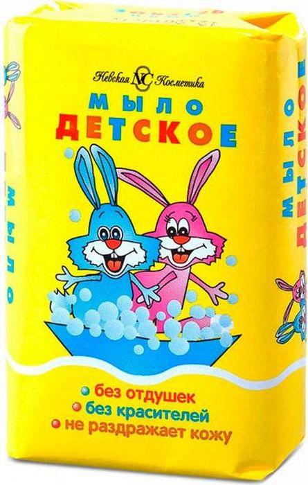 Невская косметика Мыло туалетное детское 90 г