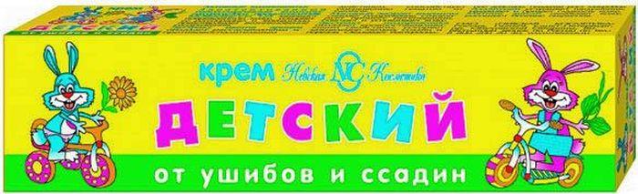 Фото Невская косметика Крем детский От ушибов и ссадин 40 мл