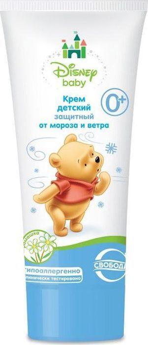 Свобода Disney Baby Крем детский От мороза и ветра 58 г disney baby счастливый малыш книжка игрушка