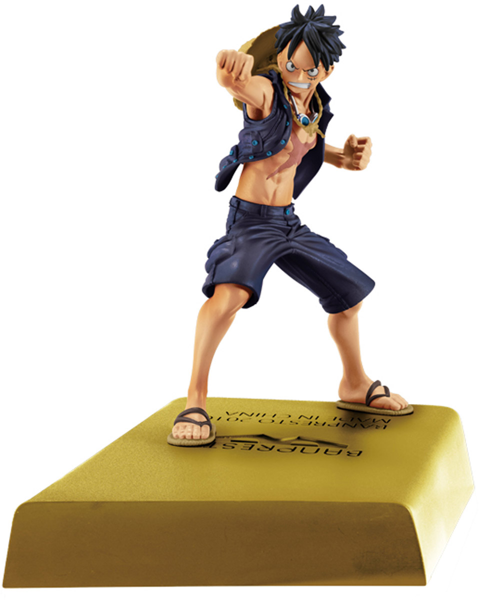 Bandai Фигурка O.P. Dxf Manhood Monkey D.Luffy 12 см фигурка one piece dxf manhood 2 gild tesoro 15 см