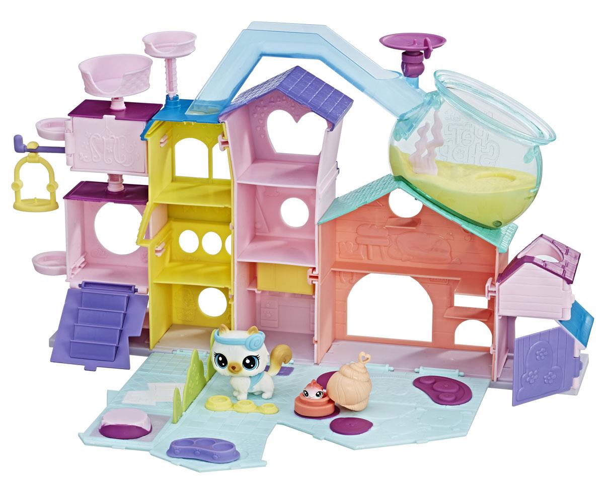 Littlest Pet Shop Игровой набор Апартаменты для петов набор для детского творчества набор д вышивания гладью littlest pet shop