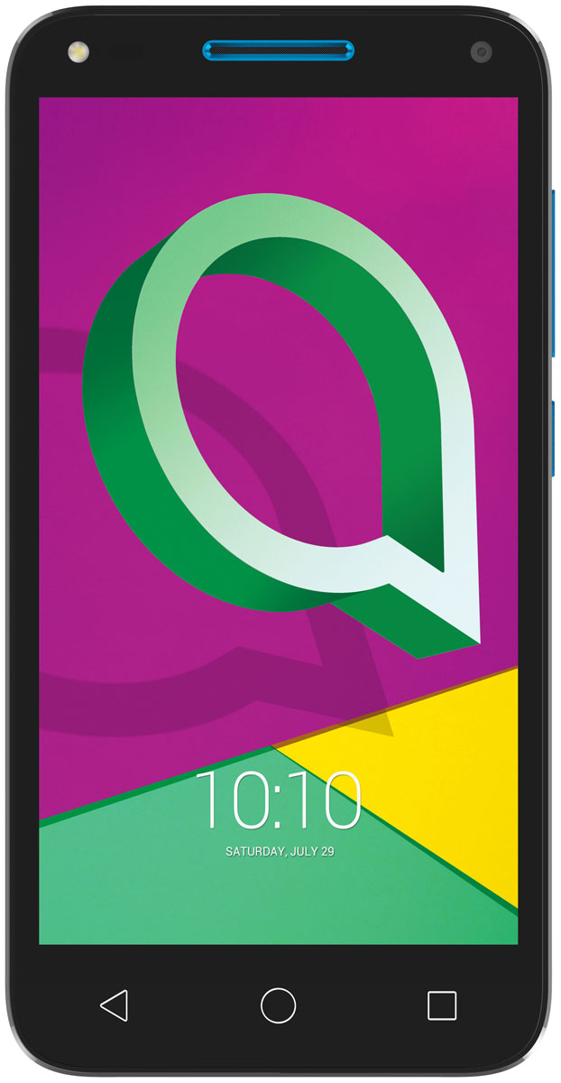 Alcatel OT-4047D U5, Black Blue