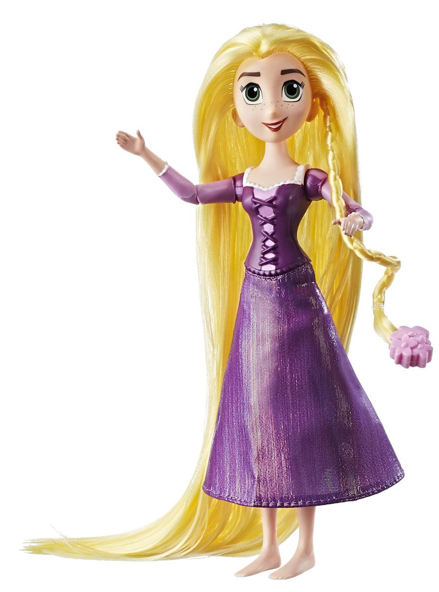 Disney Princess Кукла Рапунцель C1747 кукла disney princess малышка рапунцель