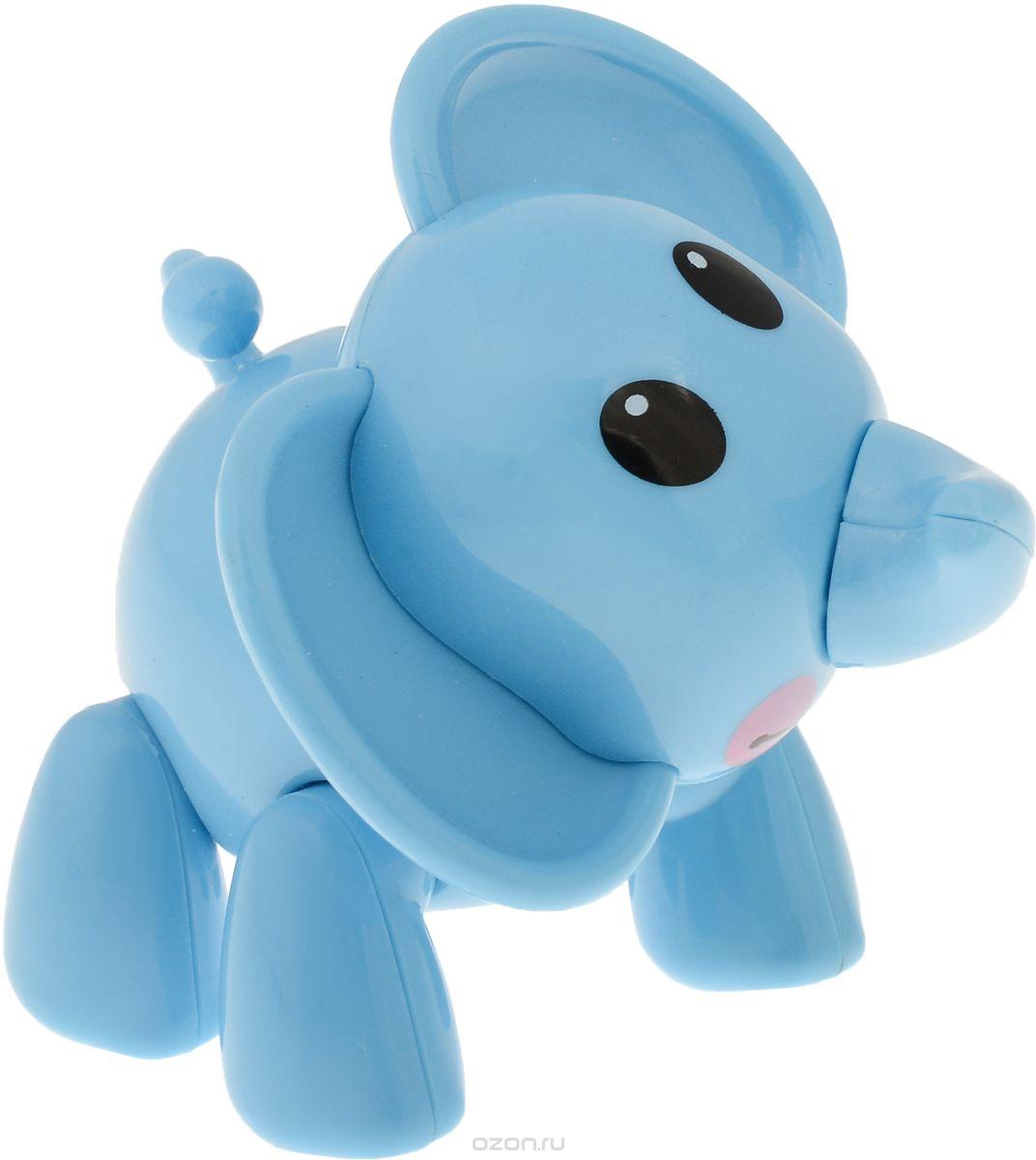 Ути-Пути Развивающая игрушка Слон цвет голубой цена