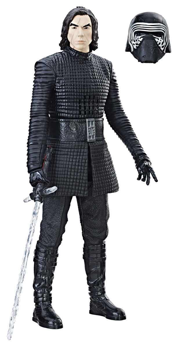 Star Wars Фигурка функциональная Kylo Ren star wars 75104 командный шаттл кайло рена