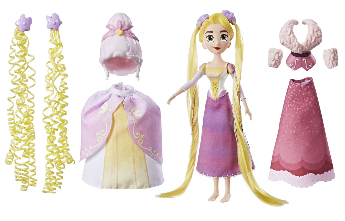 Disney Princess Кукла Рапунцель стильная кукла disney princess малышка рапунцель