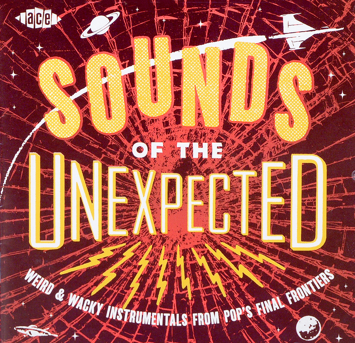Sounds Of The Unexpected: Weird & Wacky Instrumentals From Pop's Final Frontiers tourism business frontiers