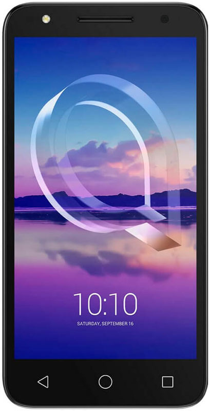 Alcatel OT-5047D U5 HD, Black