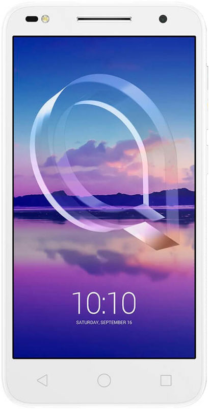Alcatel OT-5047D U5 HD, White