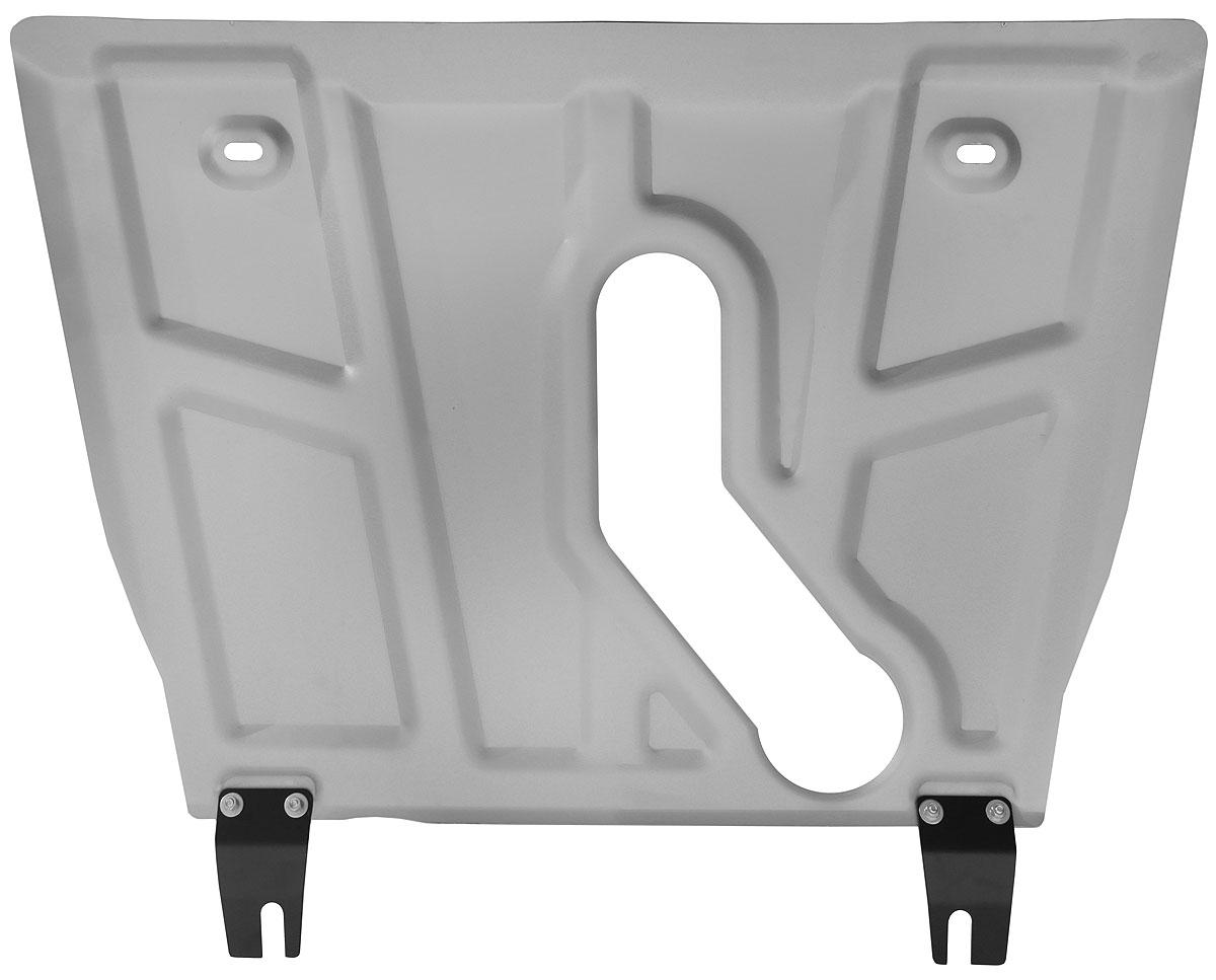 Защита картера и КПП Rival, для Toyota RAV4333.9506.1Защита картера и КПП Rival предназначена для автомобилей Toyota RAV4 V-2,5 AT 2013-2015-; Toyota RAV4 V-2,0 MT, 2,0 AT, 2,4 AT 2006-2010; Toyota RAV4 V-2,4 AT 2010-2013. Защита, изготовленная из алюминия толщиной 3 мм, надежно защитит днище вашего автомобиля от повреждений, например при наезде на бордюры, а также выполняет эстетическую функцию при установке на высокие автомобили. - Толщина алюминиевых защит в 2 раза толще стальных, а вес при этом меньше до 30%. - Отлично отводит тепло от двигателя своей поверхностью, что спасает двигатель от перегрева в летний период или при высоких нагрузках. - В отличие от стальных, алюминиевые защиты не поддаются коррозии, что гарантирует срок службы защит более 5 лет. - Покрываются порошковой краской, что надолго сохраняет первоначальный вид новой защиты и защищает от гальванической коррозии. - Глубокий штамп дополнительно усиливает конструкцию защиты. - Подштамповка в местах крепления защищает крепеж от срезания. - Помимо основной функции защиты от удара, конструкция так же существенно снижает попадание в моторный отсек влаги и грязи.Уважаемые клиенты! Обращаем ваше внимание, на тот факт, что защита имеет форму, соответствующую модели данного автомобиля. Фото служит для визуального восприятия товара. Крепеж в комплекте.