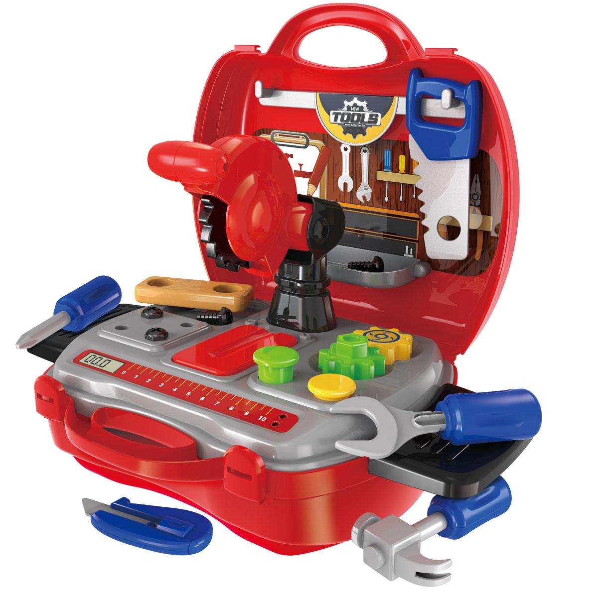 JRX Набор игрушечных инструментов Юный мастер - Сюжетно-ролевые игрушки