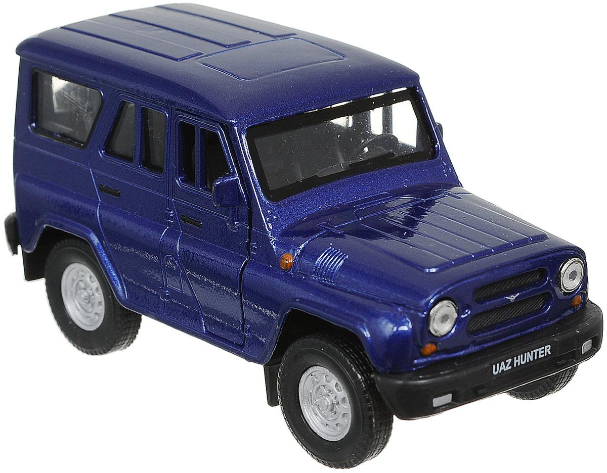 Autotime Модель автомобиля УАЗ Hunter autotime модель автомобиля уаз 31514 цвет бежевый