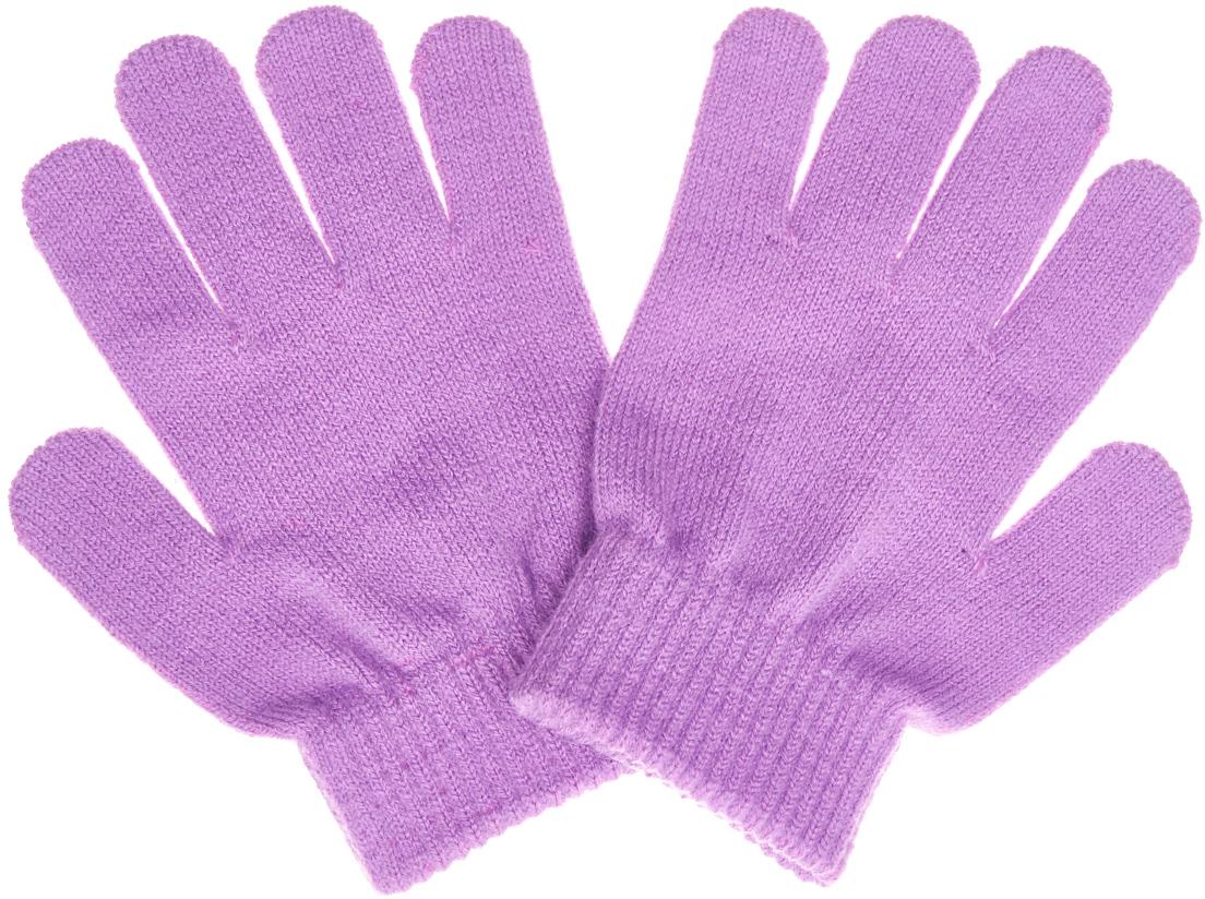Перчатки для девочки Button Blue, цвет: сиреневый. 217BBGX76013100. Размер 12217BBGX76013100Детские перчатки - незаменимая модель для холодной погоды. Их основная функция - защита от холода и ветра, и с ней эти перчатки справятся наилучшим образом. Практичные родители знают: детские перчатки часто теряются, поэтому лучше купить недорогие перчатки, но две пары сразу, чтобы иметь возможность без труда восполнить потерю. Перчатки от Button Blue - оптимальный вариант! Хорошая цена и отличное качество принесут удовольствие от покупки и эксплуатации!