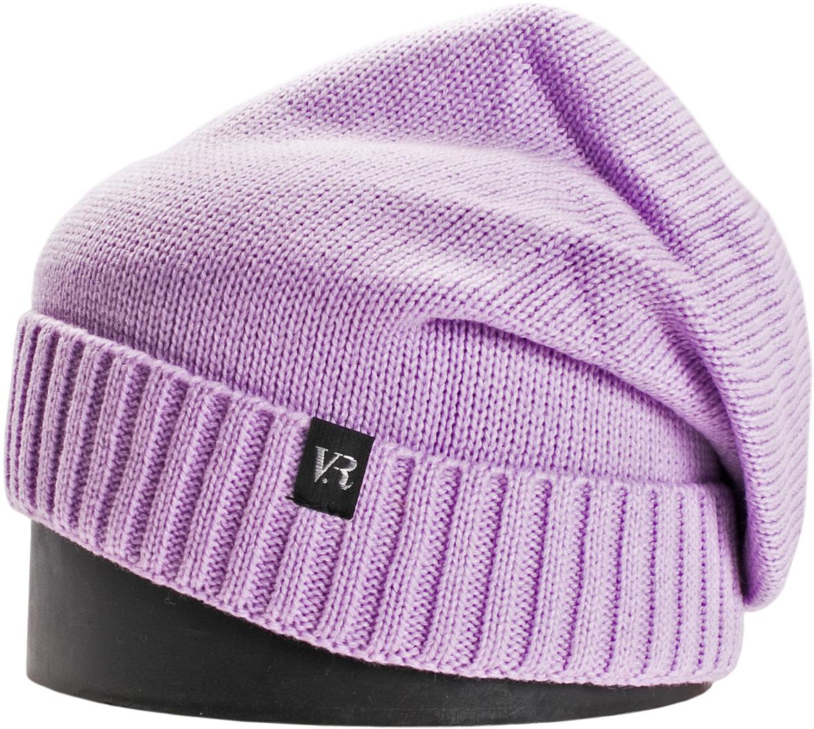 Шапка женская Vittorio Richi, цвет: светло-сиреневый. NSH150706. Размер 56/58NSH150706Стильная женская шапка Vittorio Richi отлично дополнит ваш образ в холодную погоду. Модель, изготовленная из шерсти с добавлением полиамида, максимально сохраняет тепло и обеспечивает удобную посадку. Шапка дополнена сзади декоративным элементом и сбоку фирменной нашивкой. Привлекательная стильная шапка подчеркнет ваш неповторимый стиль и индивидуальность.