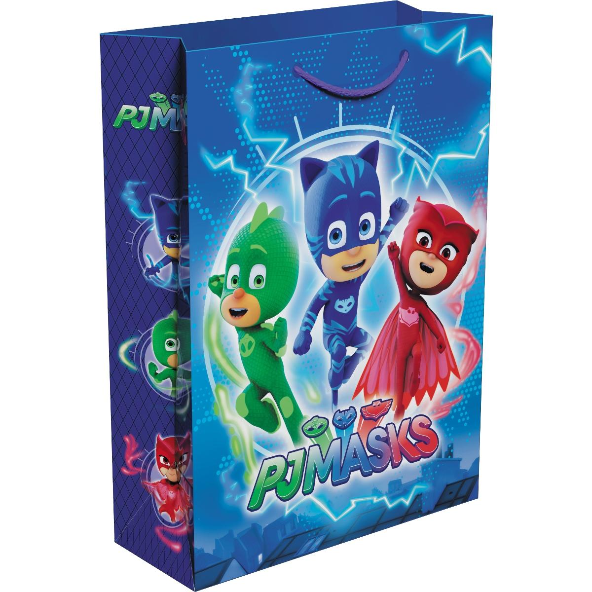 Герои в масках Пакет подарочный 35 х 25 х 9 см -  Подарочная упаковка