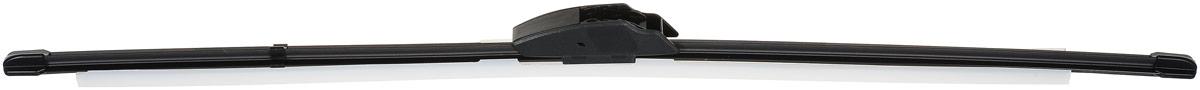 Щетка стеклоочистителя Denso, бескаркасная, 65 см, 1 шт. DFR-011DFR-011Щетка стеклоочистителя Denso предназначена для механической очистки стекол автомобилей от воды, снега, дорожной грязи и других загрязнений. Высококачественный материал резинок. Низкопрофильная вставка обеспечивает идеальный угол наклона. Имеется встроенный спойлер.