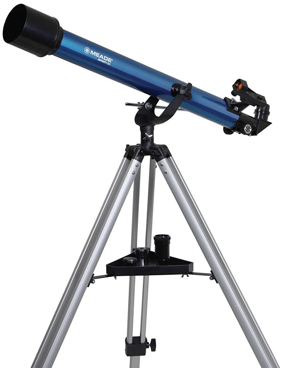 Meade Infinity 60 мм азимутальный телескоп-рефрактор