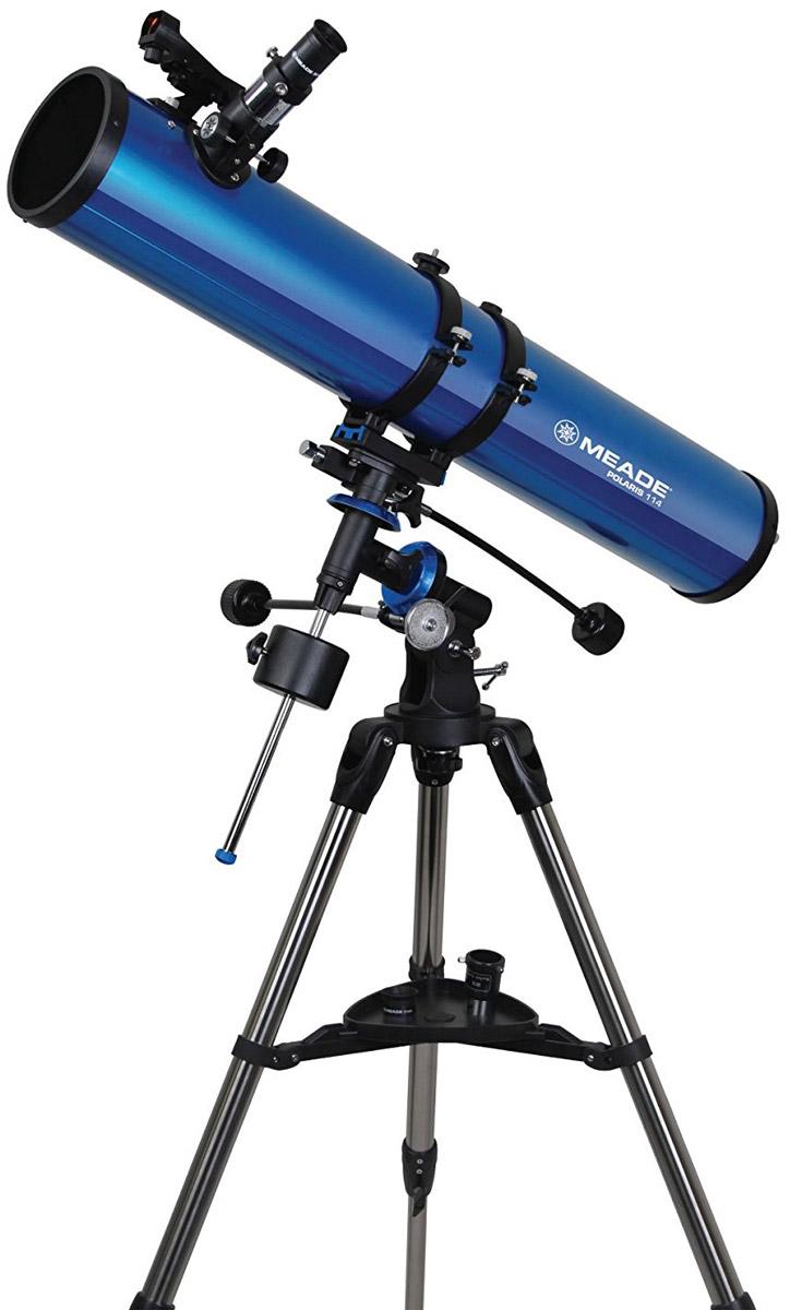 Meade Polaris 114 мм экваториальный телескоп-рефлектор