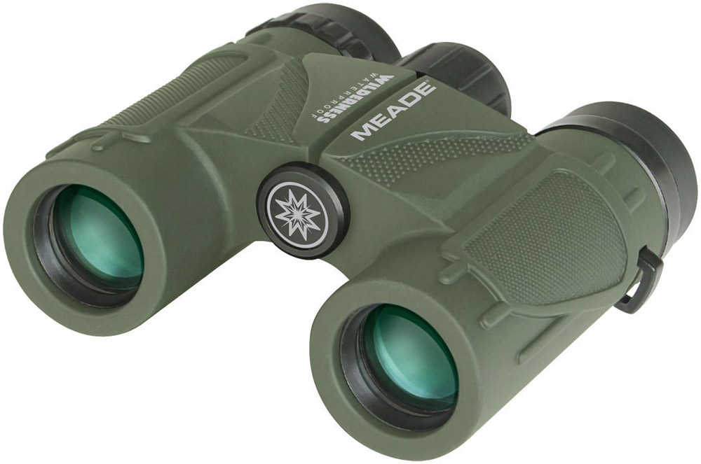 Meade Wilderness 8x25, green бинокль бинокль galileo 28x50