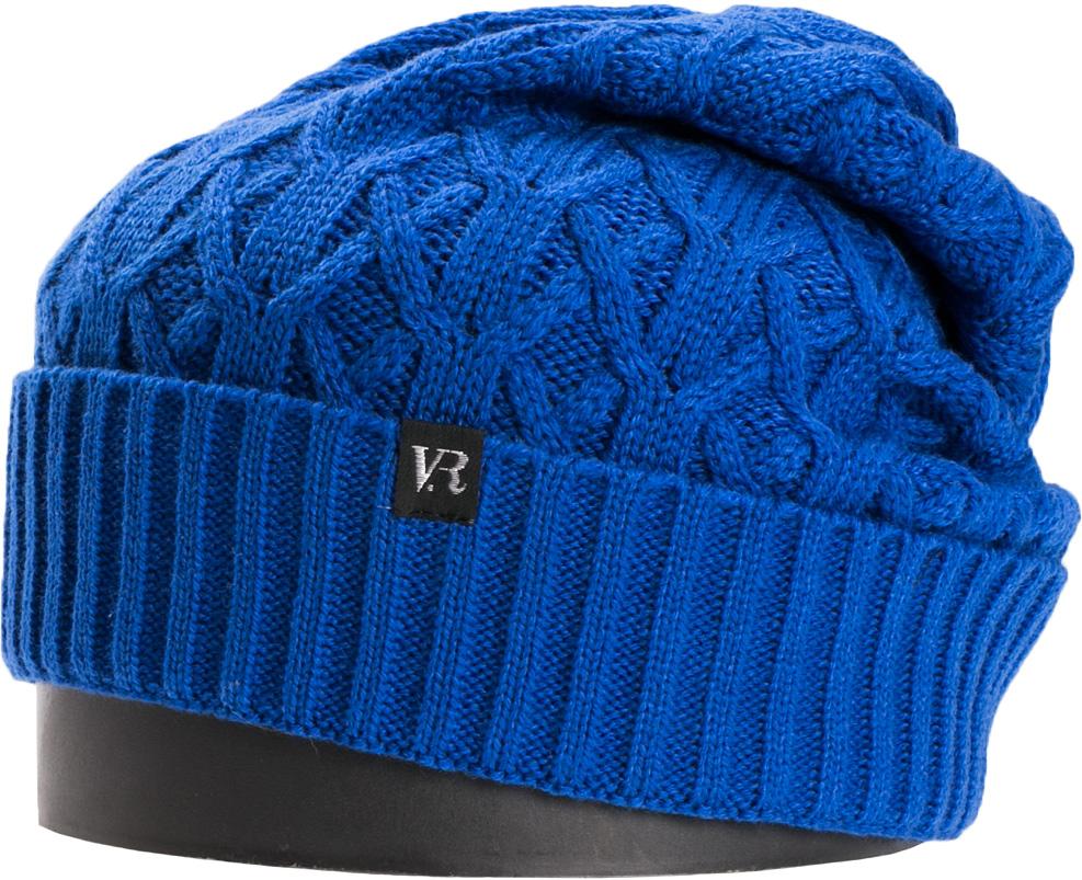 Шапка женская Vittorio Richi, цвет: ярко-синий. NSH150822. Размер 56/58NSH150822Стильная женская шапка Vittorio Richi отлично дополнит ваш образ в холодную погоду. Модель, изготовленная из шерсти с добавлением акрила, максимально сохраняет тепло и обеспечивает удобную посадку. Шапка дополнена ажурной вязкой и сбоку фирменной нашивкой. Привлекательная стильная шапка подчеркнет ваш неповторимый стиль и индивидуальность.