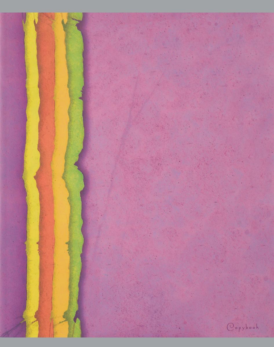 Канц-Эксмо Тетрадь Яркий стиль 48 листов в клетку цвет сиреневыйТК485315_розовыйТетрадь Канц-Эксмо Яркий стиль формат А5, 48 листов в клетку. Крепление - скрепка. Обложка: мелованный картон, матовая ламинация. Внутренний блок: бумага офсетная 60 г/м2.