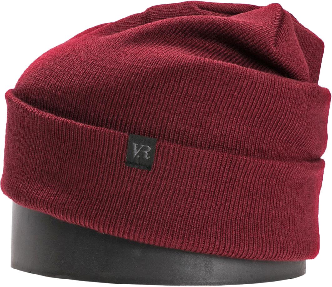 Шапка мужская Vittorio Richi, цвет: бордовый. NSH170726. Размер 56/58NSH170726Стильная мужская шапка Vittorio Richi отлично дополнит ваш образ в холодную погоду. Модель, изготовленная из шерсти и акрила, максимально сохраняет тепло и обеспечивает удобную посадку. Шапка дополнена сбоку фирменной нашивкой. Модная шапка подчеркнет ваш неповторимый стиль и индивидуальность.