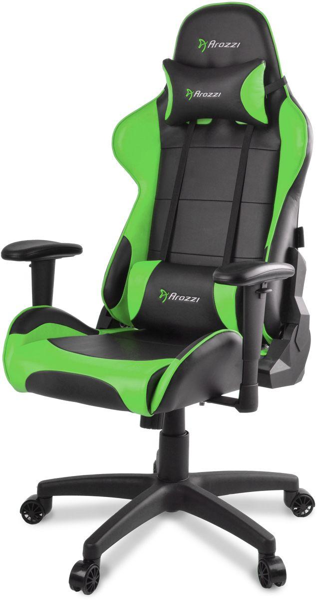 Arozzi Verona V2, Green игровое кресло