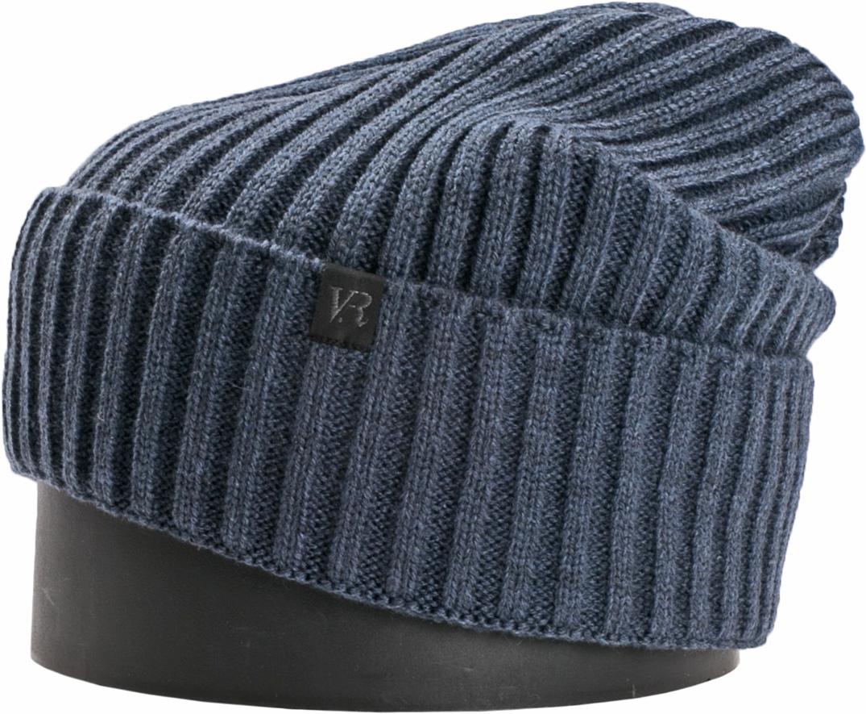 Шапка мужская Vittorio Richi, цвет: джинсовый. NSH900349. Размер 56/58NSH900349Стильная мужская шапка Vittorio Richi отлично дополнит ваш образ в холодную погоду. Модель, изготовленная из шерсти с добавлением акрила, максимально сохраняет тепло и обеспечивает удобную посадку. Шапка дополнена сбоку фирменной нашивкой. Модная шапка подчеркнет ваш неповторимый стиль и индивидуальность.