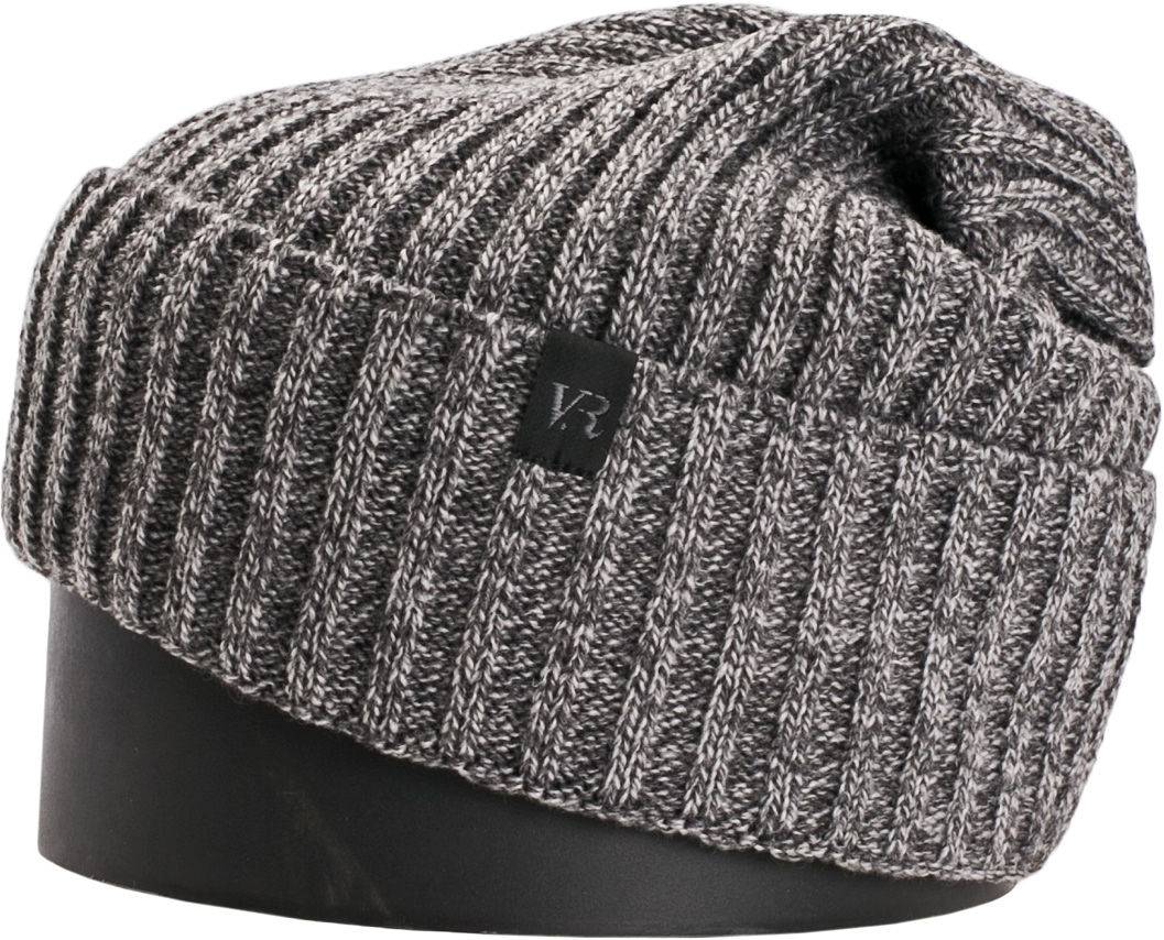 Шапка мужская Vittorio Richi, цвет: светло-серый меланж. NSH900345. Размер 56/58NSH900345Стильная мужская шапка Vittorio Richi отлично дополнит ваш образ в холодную погоду. Модель, изготовленная из шерсти с добавлением акрила, максимально сохраняет тепло и обеспечивает удобную посадку. Шапка дополнена сбоку фирменной нашивкой. Модная шапка подчеркнет ваш неповторимый стиль и индивидуальность.