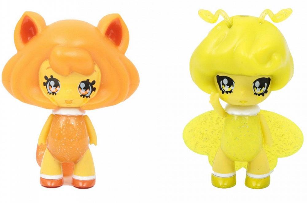 Glimmies Набор мини-кукол Lumix & Hazelyn panasonic lumix dmc tz57 купить