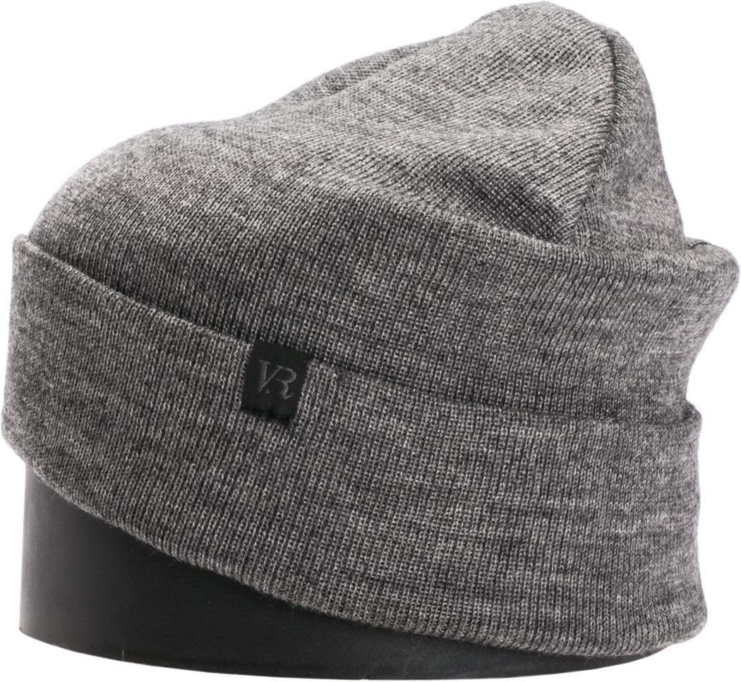 Шапка мужская Vittorio Richi, цвет: серый. NSH140782. Размер 56/58NSH140782Стильная мужская шапка Vittorio Richi отлично дополнит ваш образ в холодную погоду. Модель, изготовленная из шерсти и акрила, максимально сохраняет тепло и обеспечивает удобную посадку. Шапка дополнена сбоку фирменной нашивкой. Модная шапка подчеркнет ваш неповторимый стиль и индивидуальность.