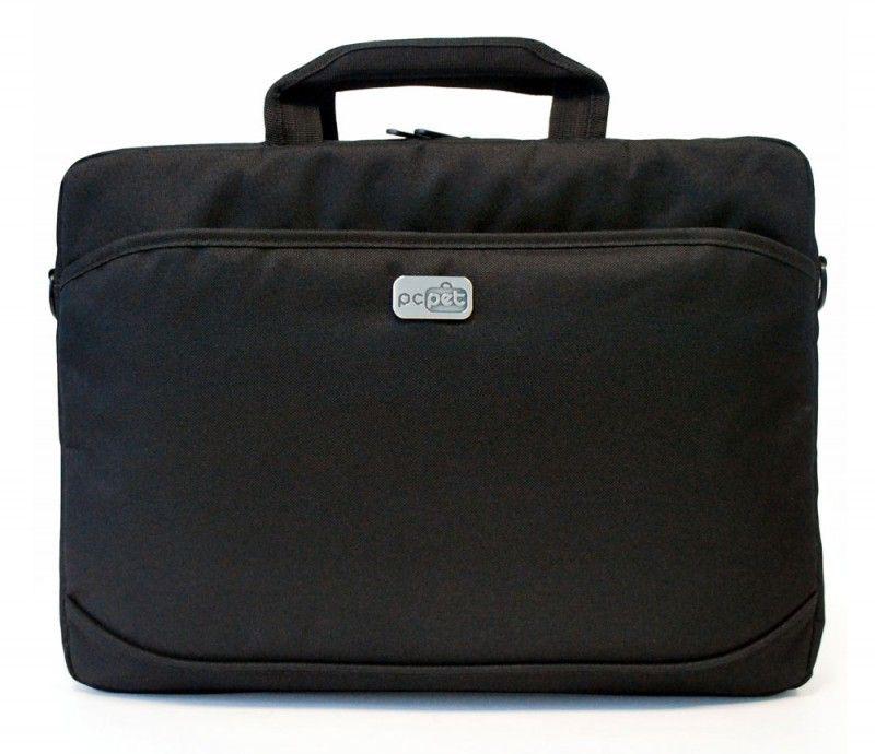 Сумка для ноутбука 15.6 PC Pet 600D, Black (PCP-A1315BK) сумка для ноутбука pc pet pcp z9217n