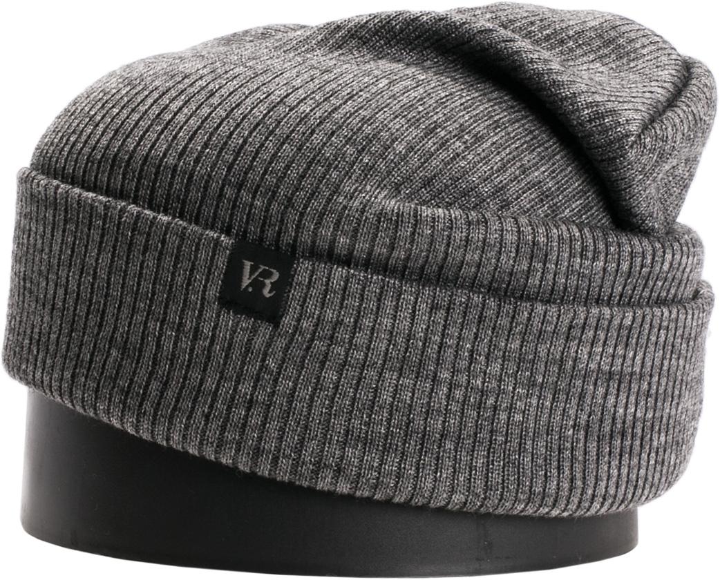 Шапка мужская Vittorio Richi, цвет: серый. NSH170750. Размер 56/58NSH170750Стильная мужская шапка Vittorio Richi отлично дополнит ваш образ в холодную погоду. Модель, изготовленная из шерсти и акрила, максимально сохраняет тепло и обеспечивает удобную посадку. Шапка дополнена сбоку фирменной нашивкой. Модная шапка подчеркнет ваш неповторимый стиль и индивидуальность.