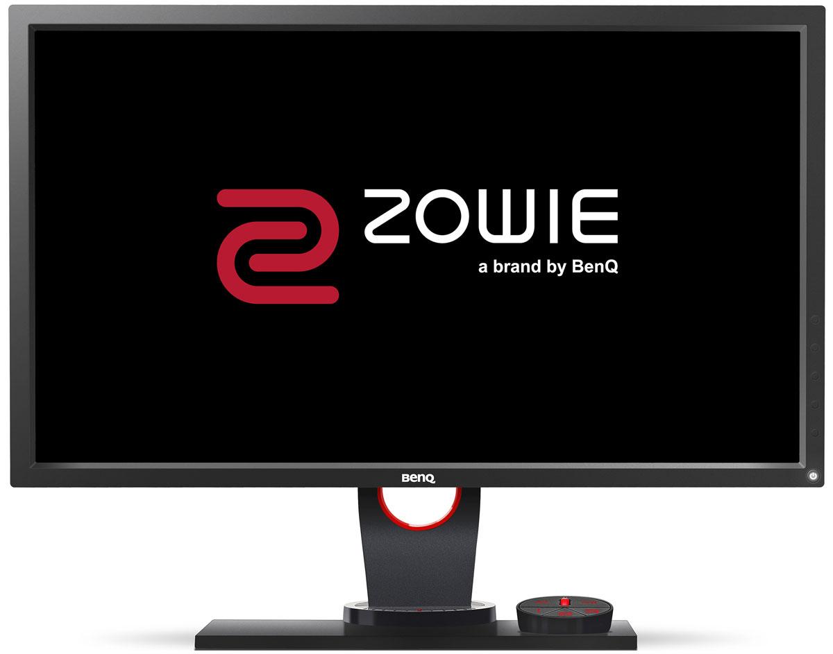 BenQ Zowie XL2430, Grey монитор9H.LF1LB.QBEBenQ Zowie XL2430 - игровой монитор для профессиональных киберспортсменов.Black eQualizer - функция, которая отвечает требованиям геймеров, когда речь заходит о видимости и контроле. Темные сцены становятся более четкими и насыщенными без излишнего высвечивания светлых участков. Это позволяет игрокам быстро реагировать в критических ситуациях.Функция Color Vibrance даёт пользователю 20 уровней яркости цветопередачи на выбор. Подберите под текущую ситуацию в игре именно тот, который вам поможет!Переключатель S Switch разработан для того, чтобы пользователь мог легко поменять настройки монитора и выбрать режим изображения, который нужен ему именно сейчас. Видео, текст, интернет или игры — настроить изображение самому или выбрать готовый режим можно буквально в два счёта.Чтобы управлять высотой и углом наклона монитора достаточно всего одного пальца. Играть с комфортом стало ещё проще.Благодаря технологии Flicker-free глаза меньше напрягаются во время долгих игровых тренировок, которые поддерживают игрока в идеальной форме.Сосредоточенность — ключ к успеху в киберспорте. В мониторах линейки XL форма рамки экрана помогает уменьшить отражение света от его поверхности, чтобы пользователю ничего не мешало сосредоточиться на игровом процессе.